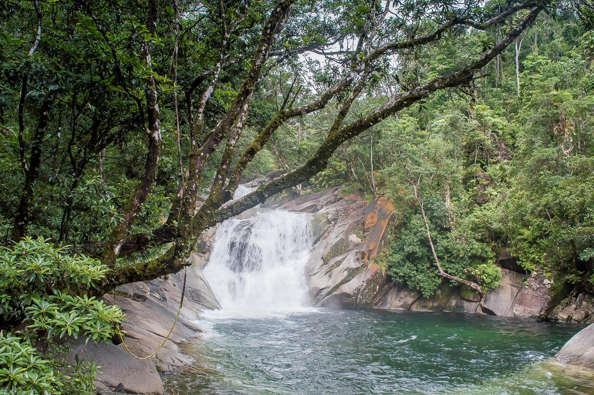 la cascade de Josephine