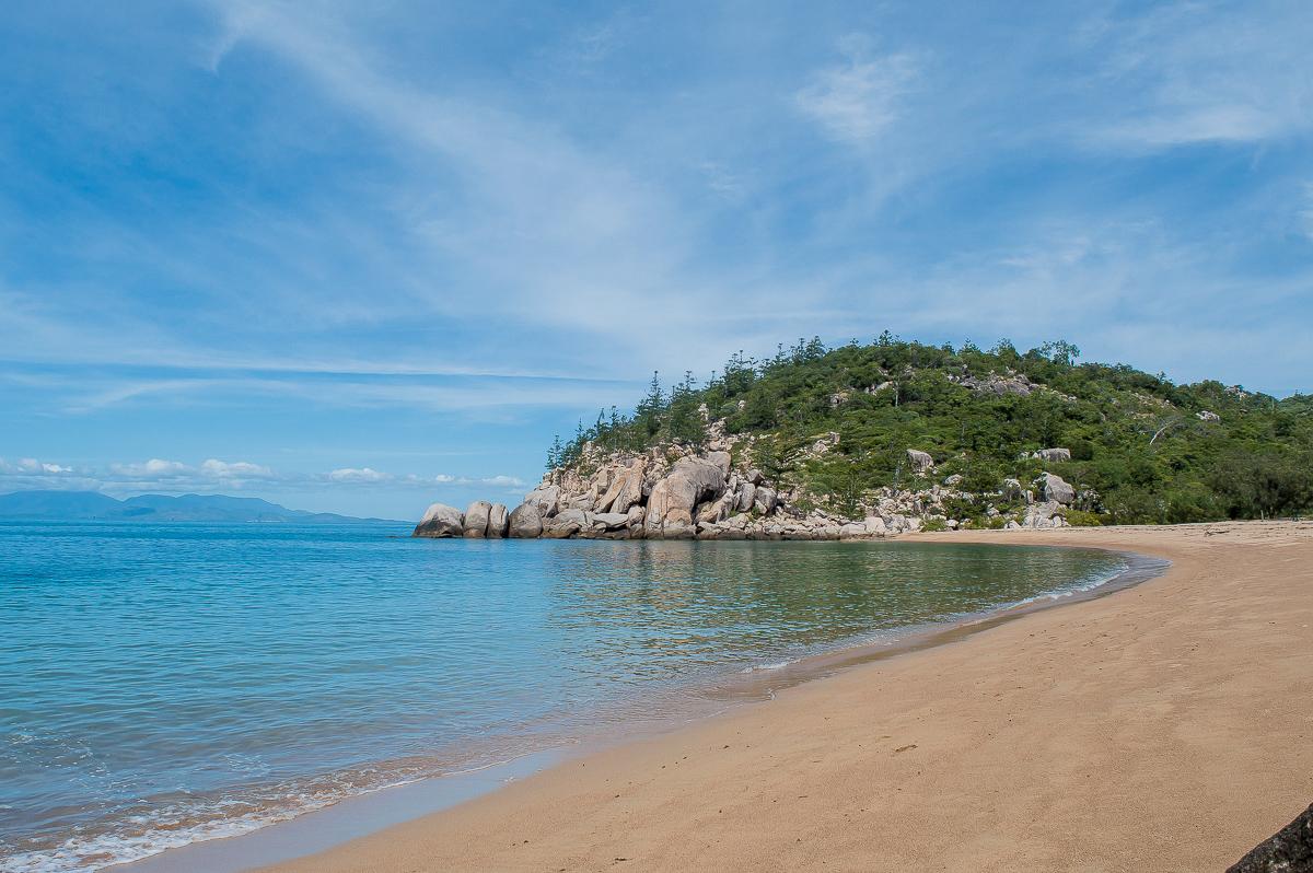 plage d'arthur bay à magnetic island