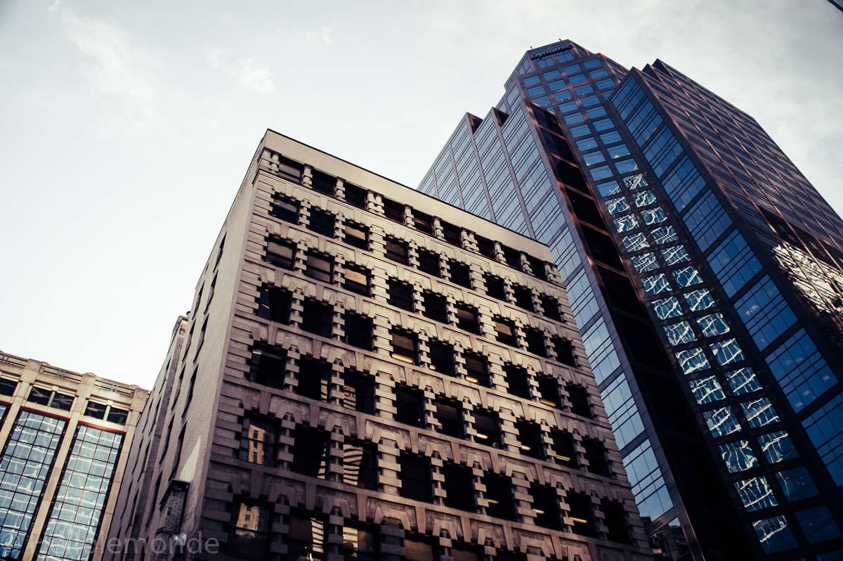 buildings à toronto