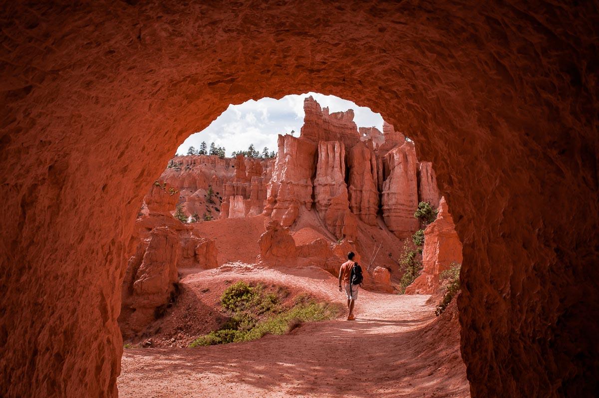 arche à Bryce canyon