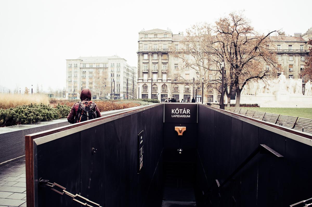 lapidarium de Budapest