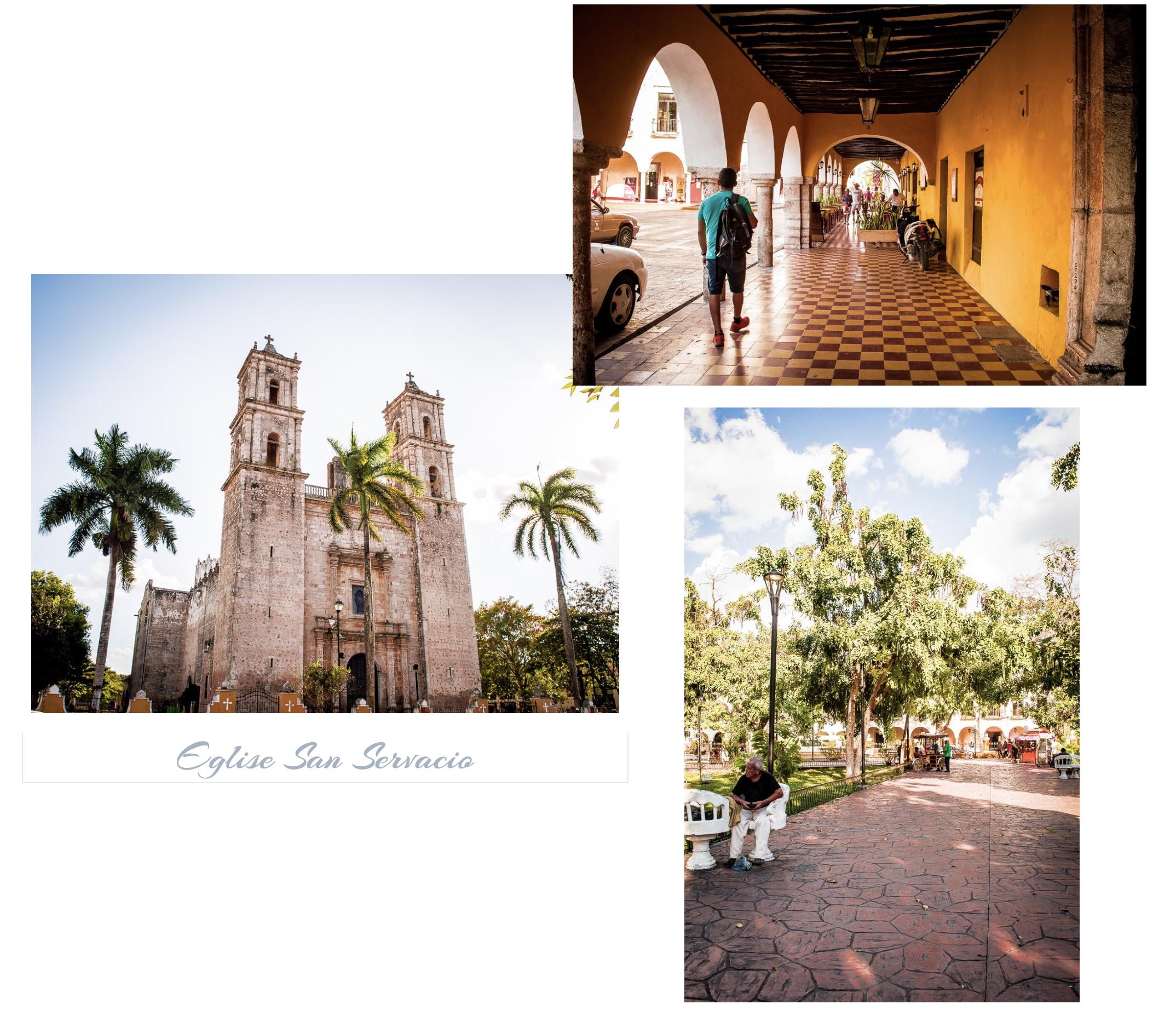 visiter l'église San Servacio de Valladolid