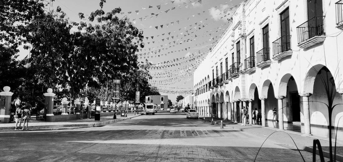 visiter la place de Valladolid