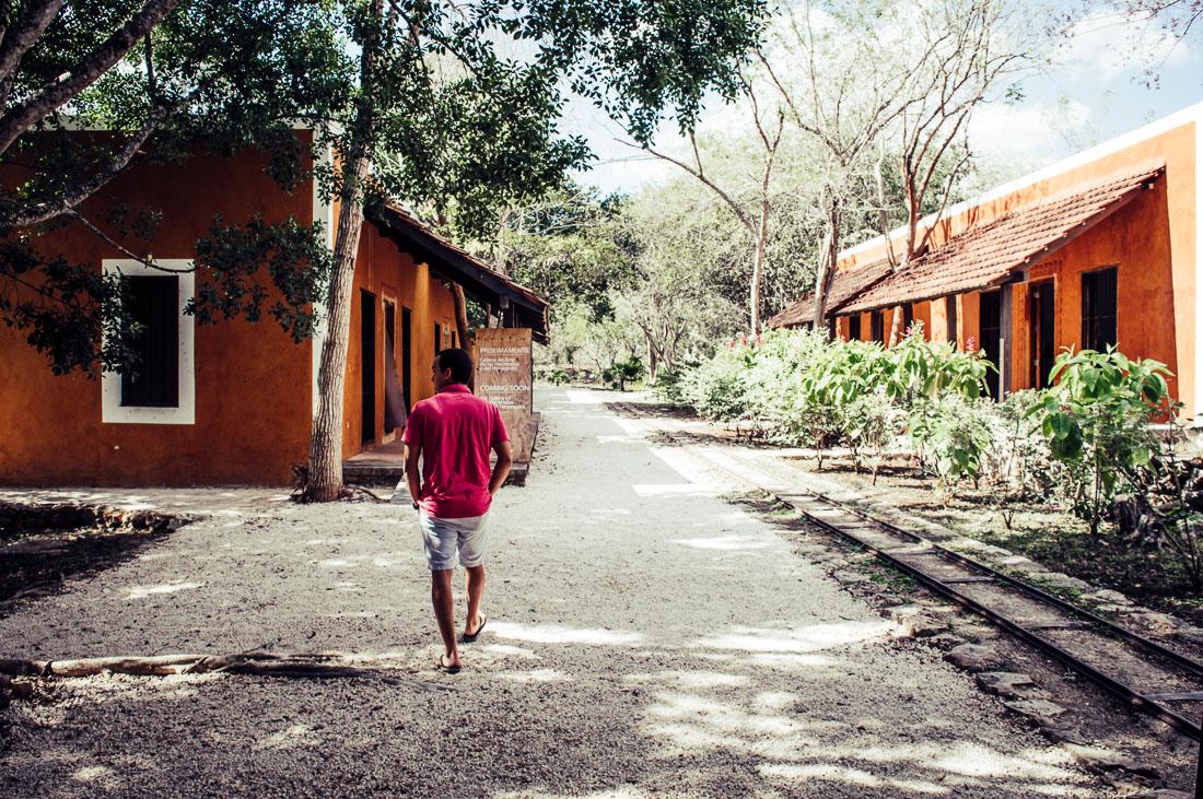visiter l'hacienda Pedro de ochil