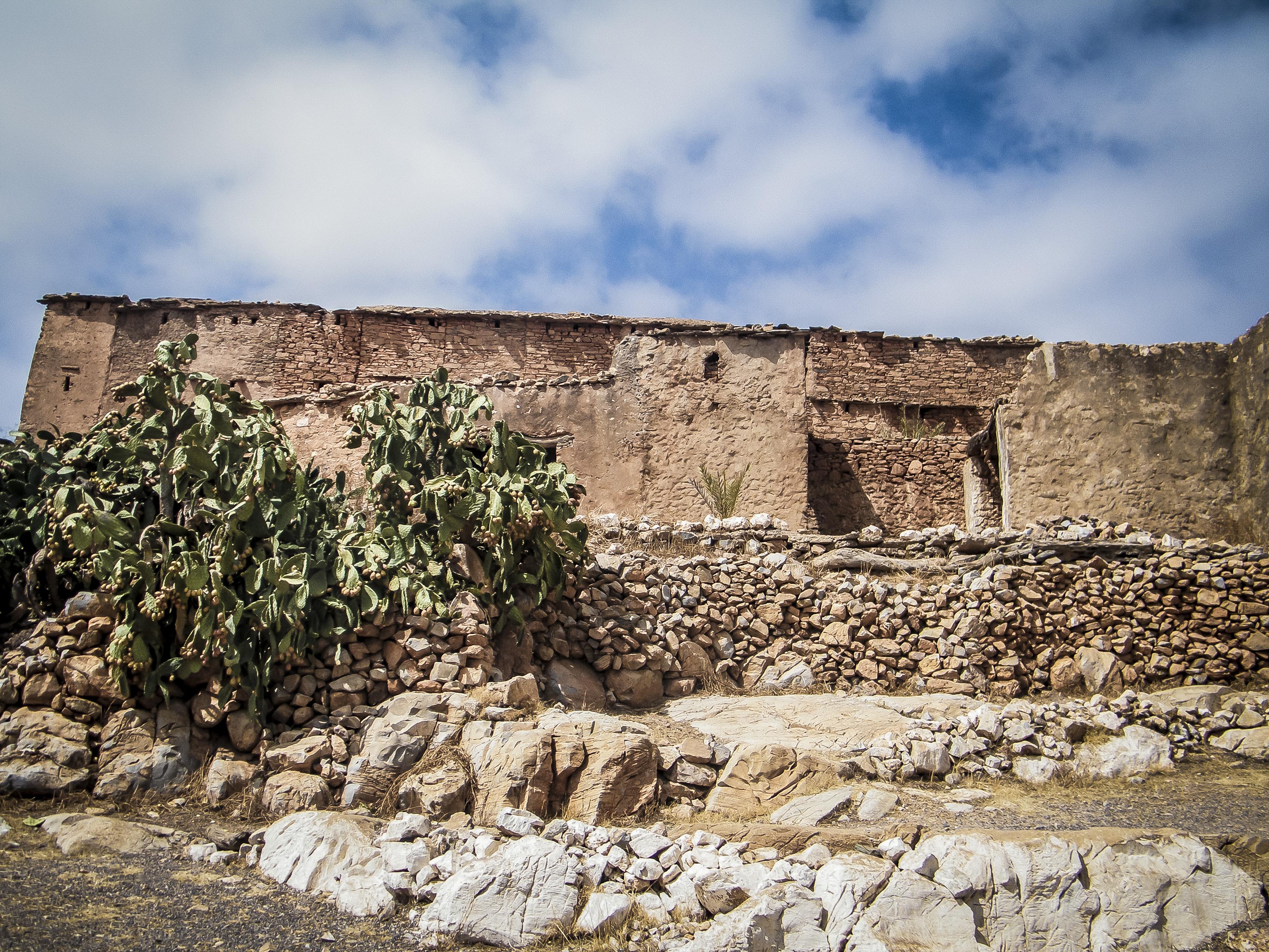 grenier fortifié Imchguiguiln