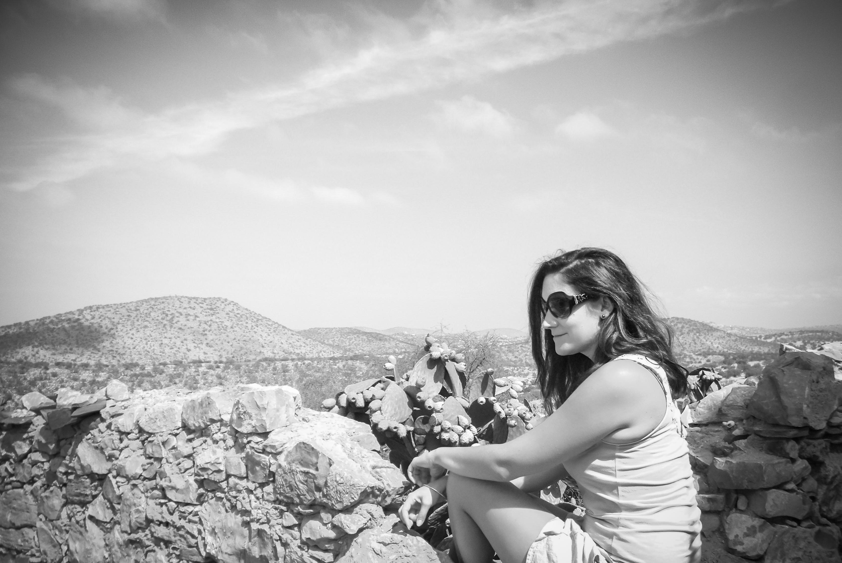 portrait au Maroc