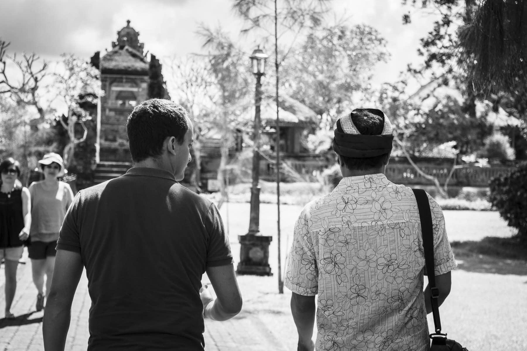 Visiter Bali avec un chauffeur guide