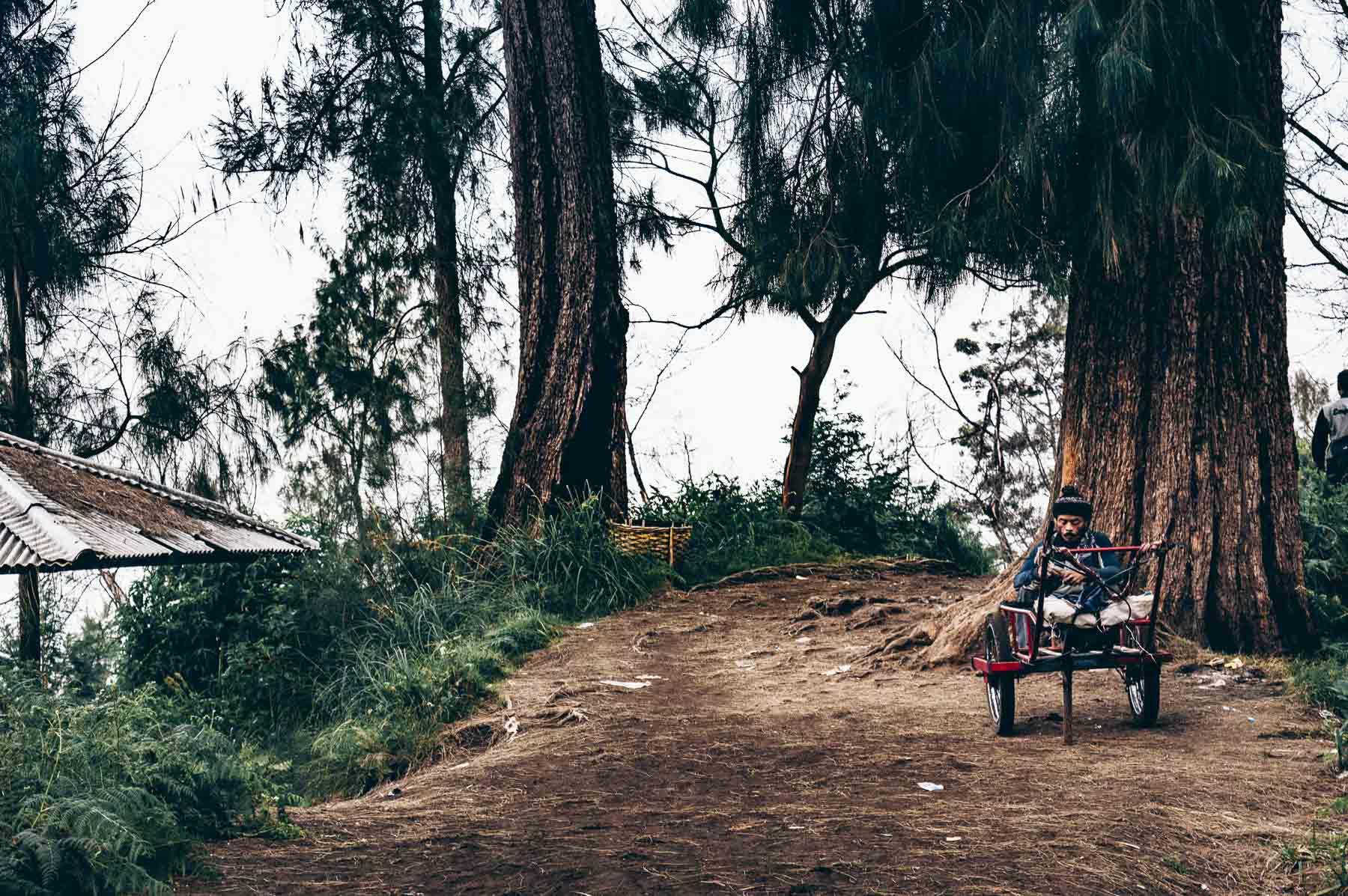 aller au volcan Ijen depuis l'île de Bali