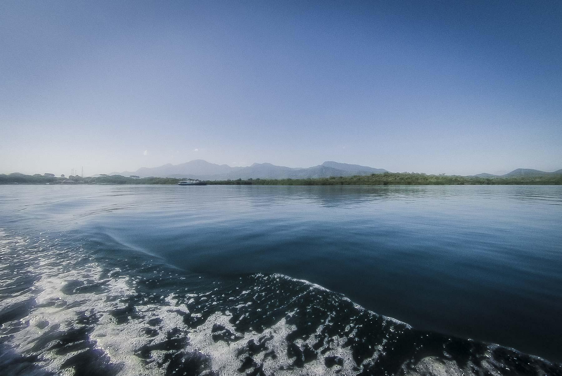 bateau vers Pulau Menjangan