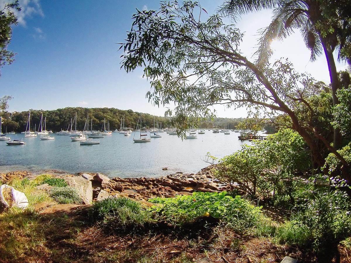 lieu à voir en bateau à Sydney, Manly
