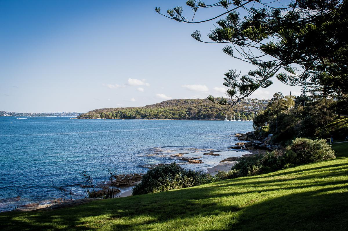 faire une balade en bateau dans la baie de manly, lieu à voir à Sydney