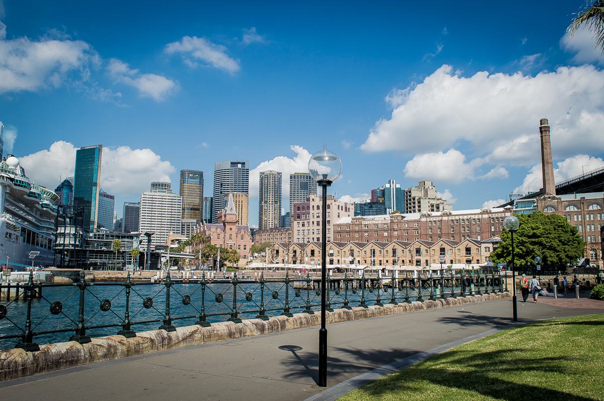 visiter le quartier de l'opéra de Sydney à Circular Quay