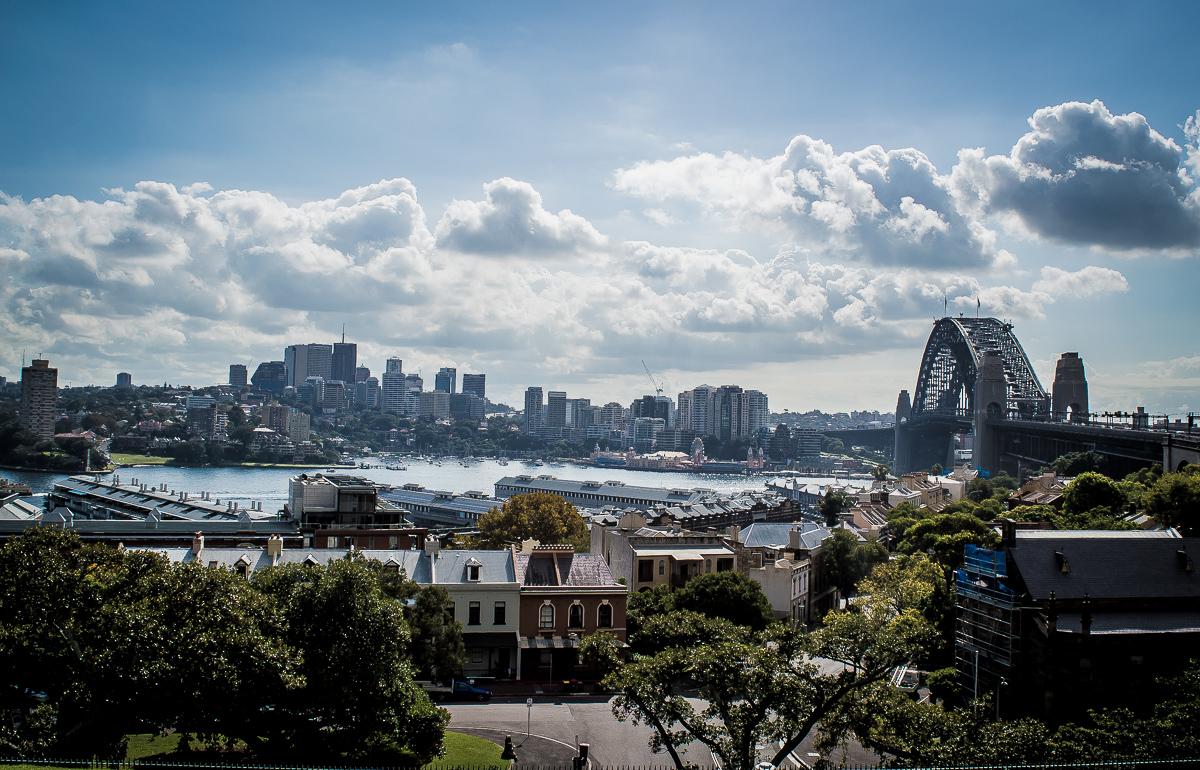 meilleur spot pour voir Sydney en hauteur