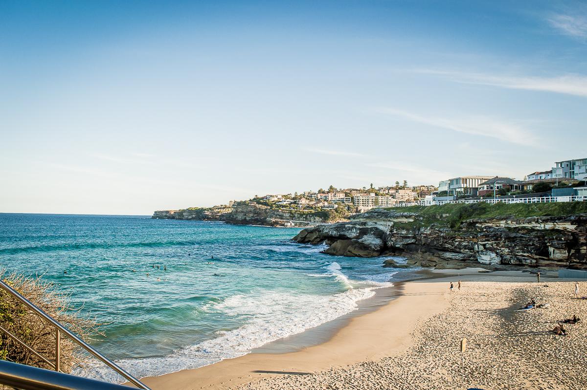 tamarama beach à Sydney