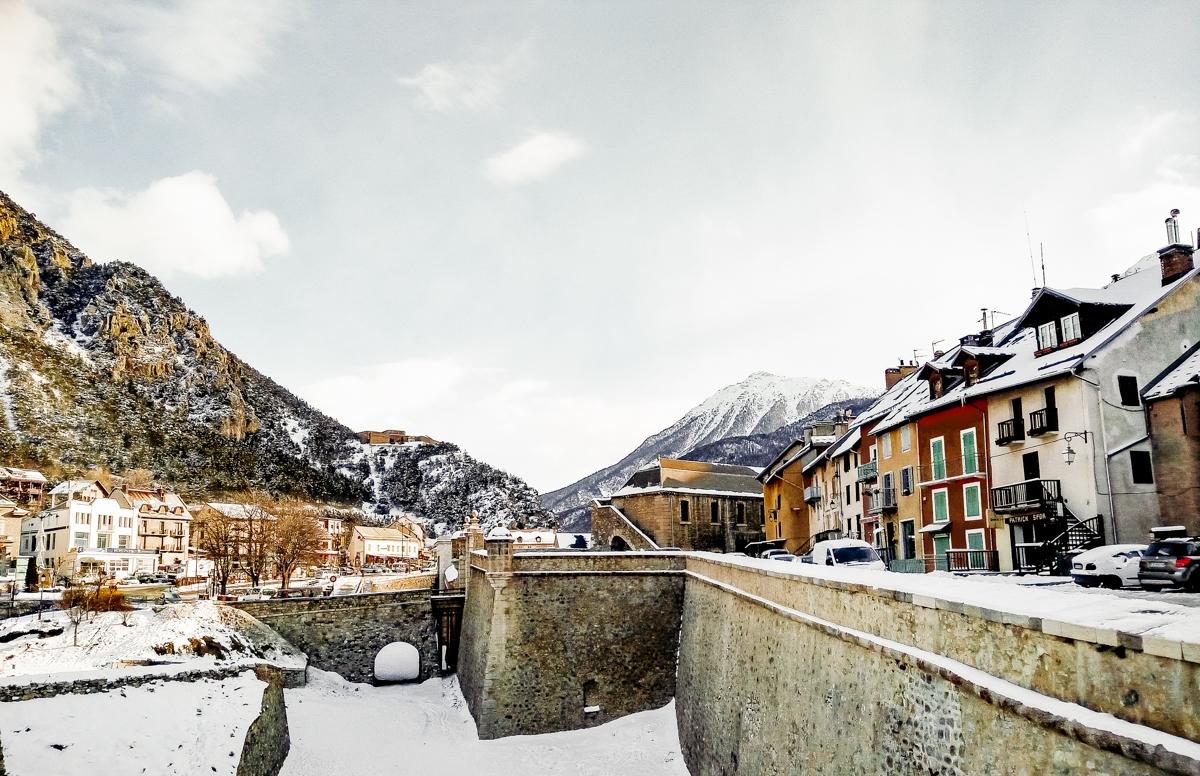 village de Briançon