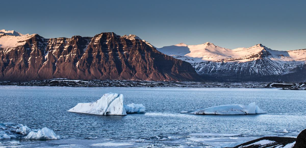 iceberg au jokulsarlon