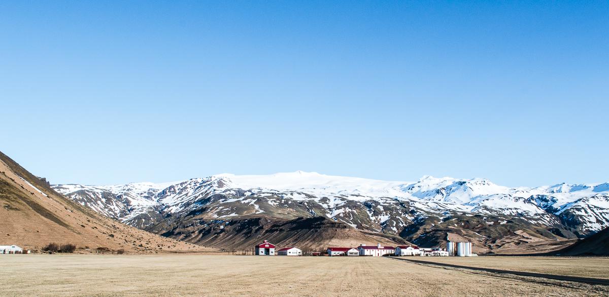 maisons en islande