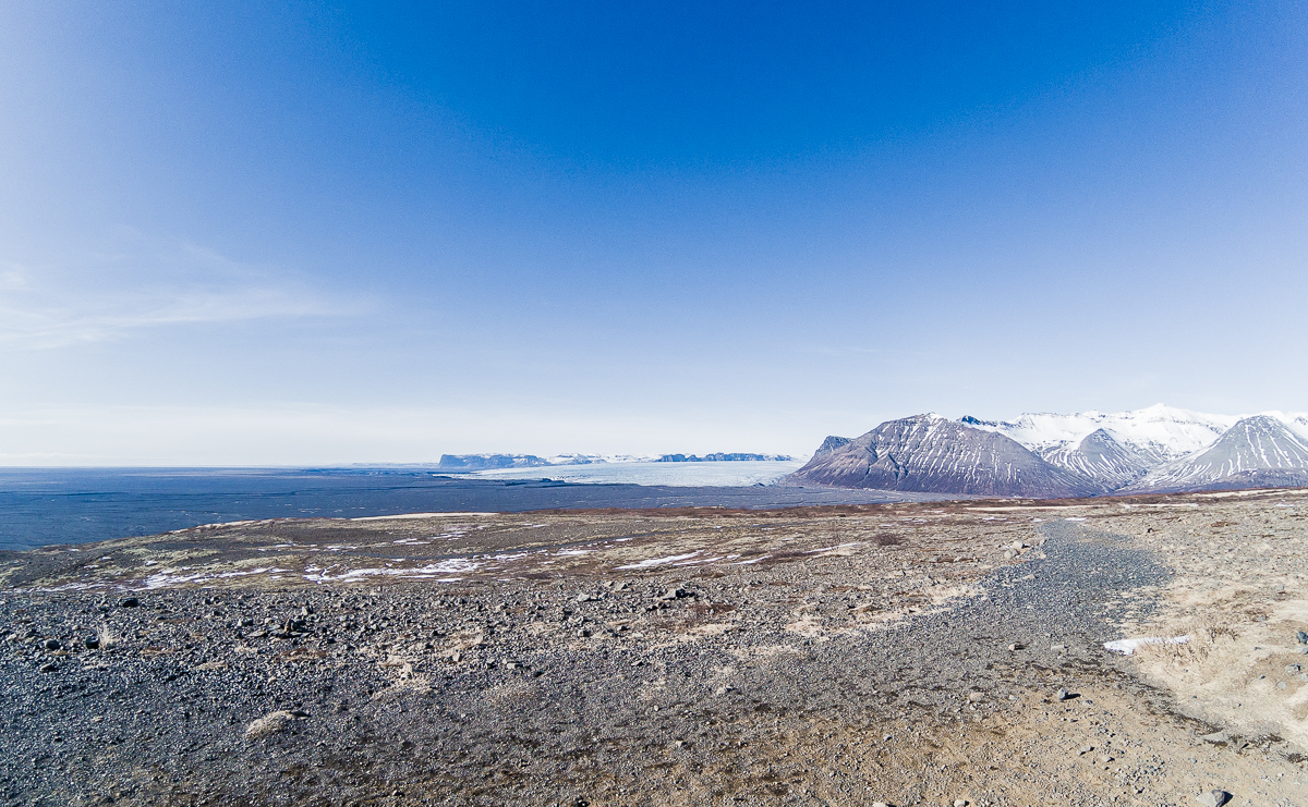glacier svinafelljokull