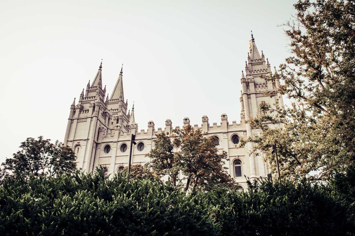 temple square mormon