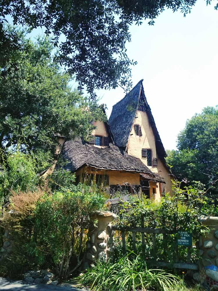 maison de la sorcière à Beverly Hills