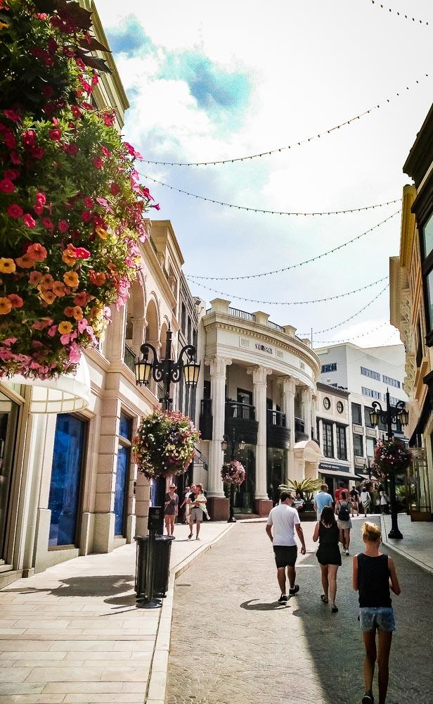 rue de Beverly Hills