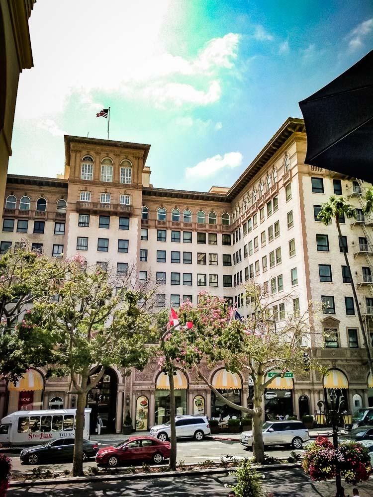 hôtel à Beverly Hills
