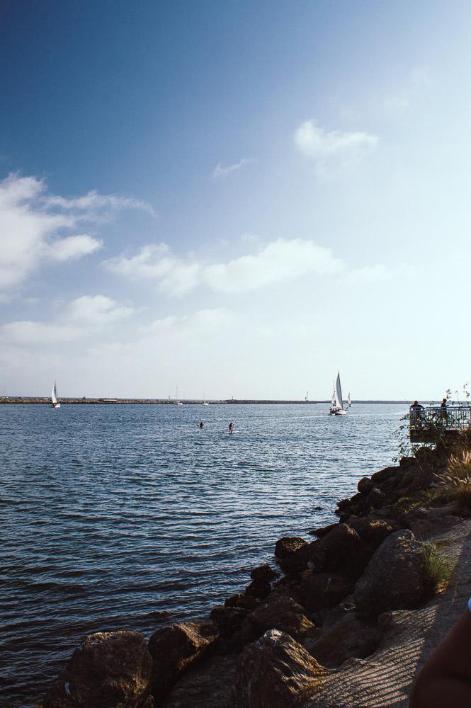 bateaux à marina Del rey