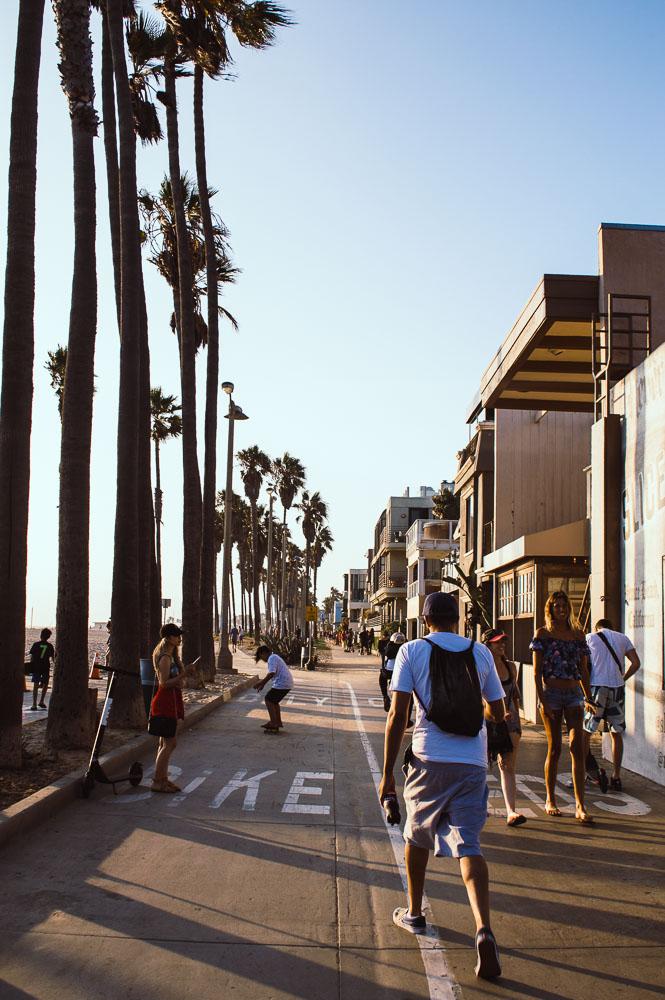 rue de Venice Beach