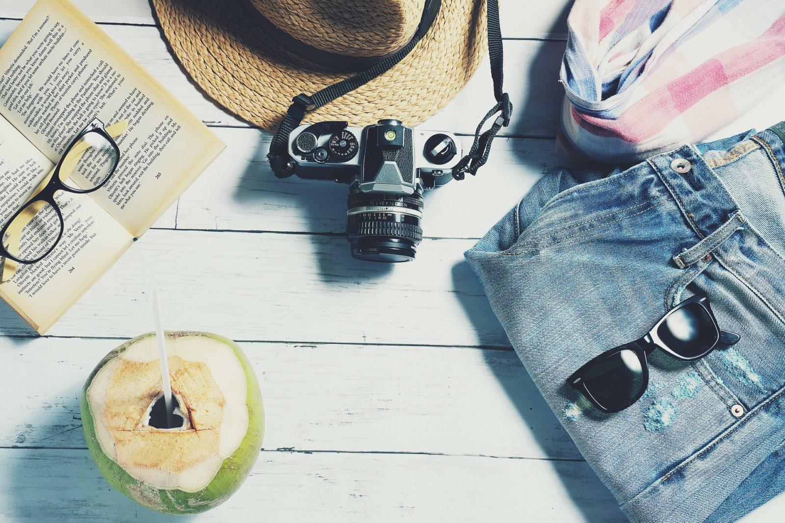 voyager léger avec une valise cabine