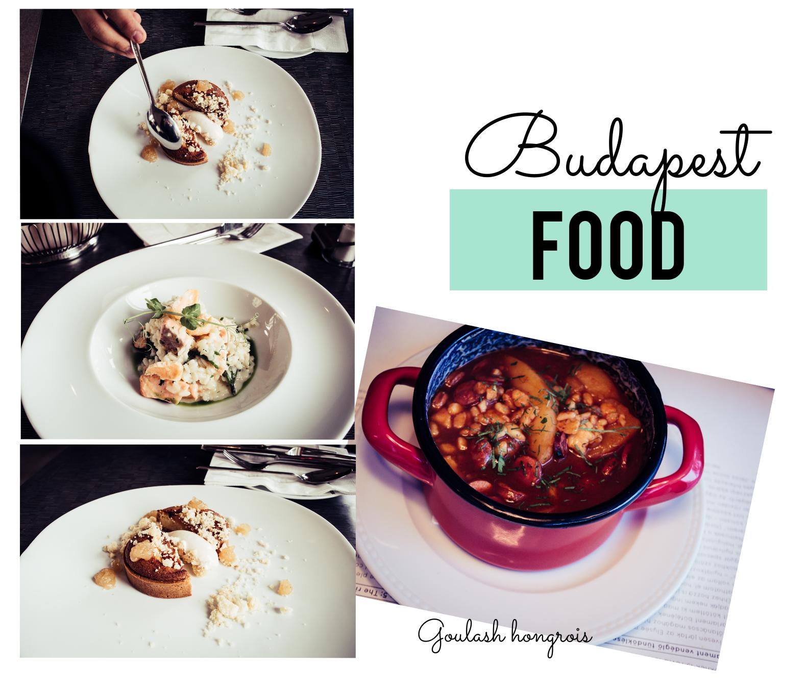 goulash et plats hongrois