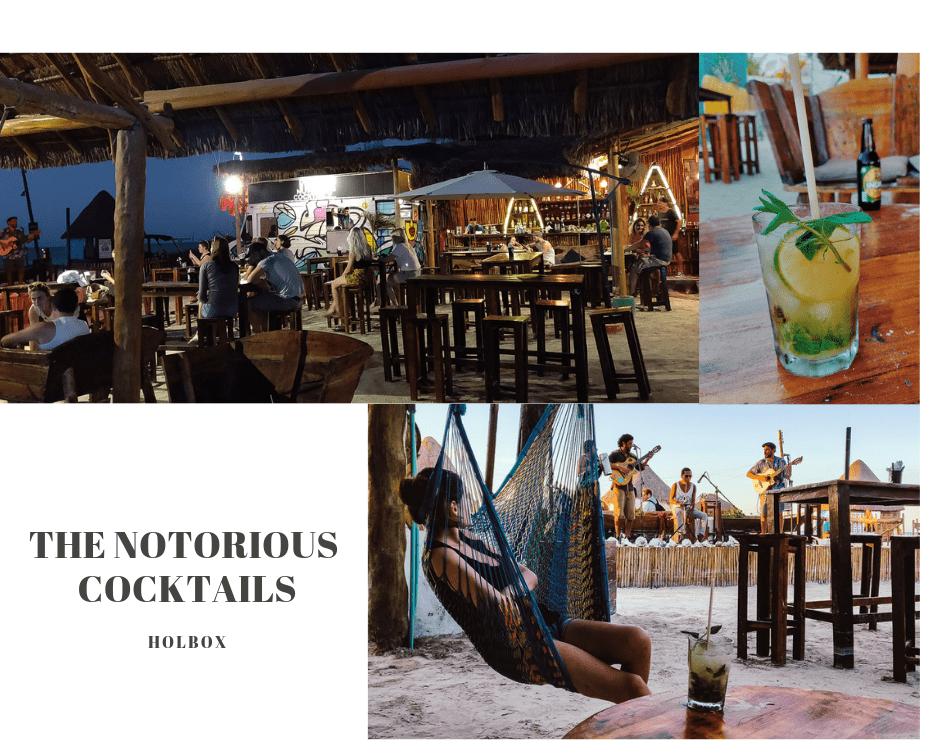 THE NOTORIOUS COCKTAIL bar de plage