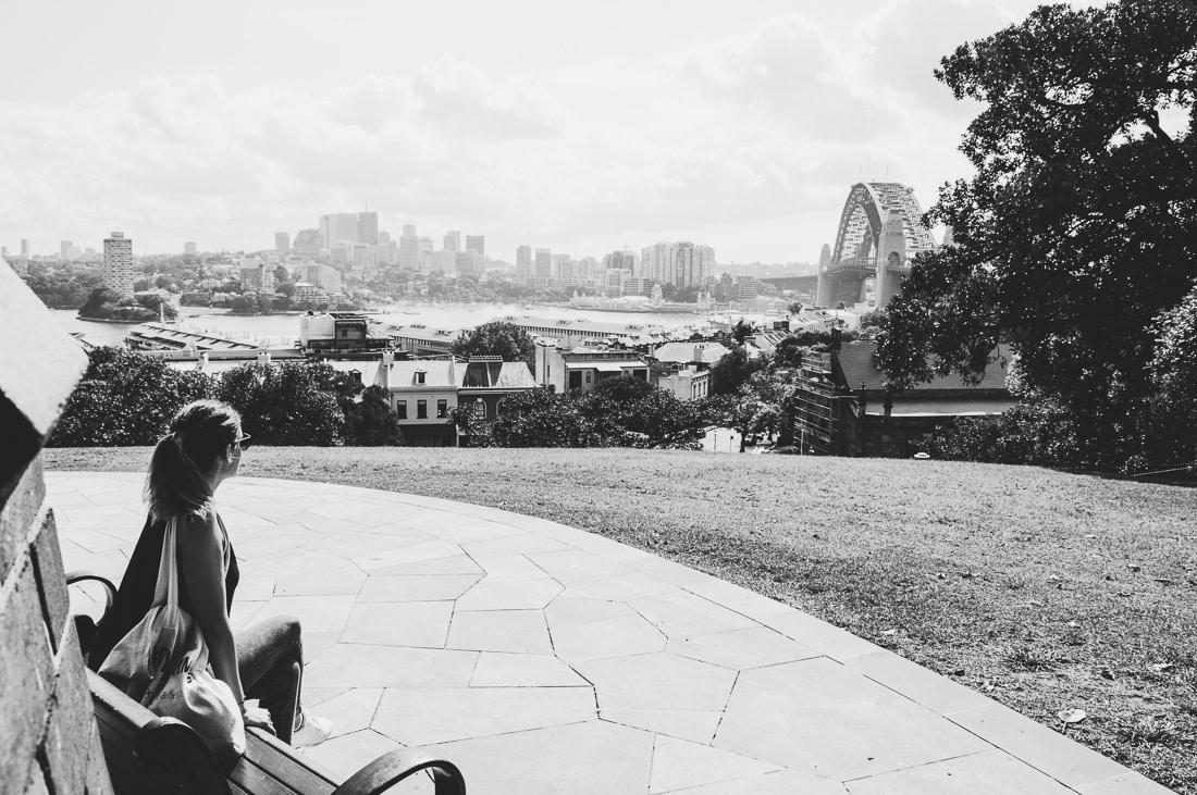 où voir une vue panoramique à Sydney ?  Observatory Hill