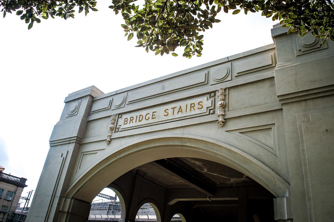 monter sur le Harbour Bridge à Sydney