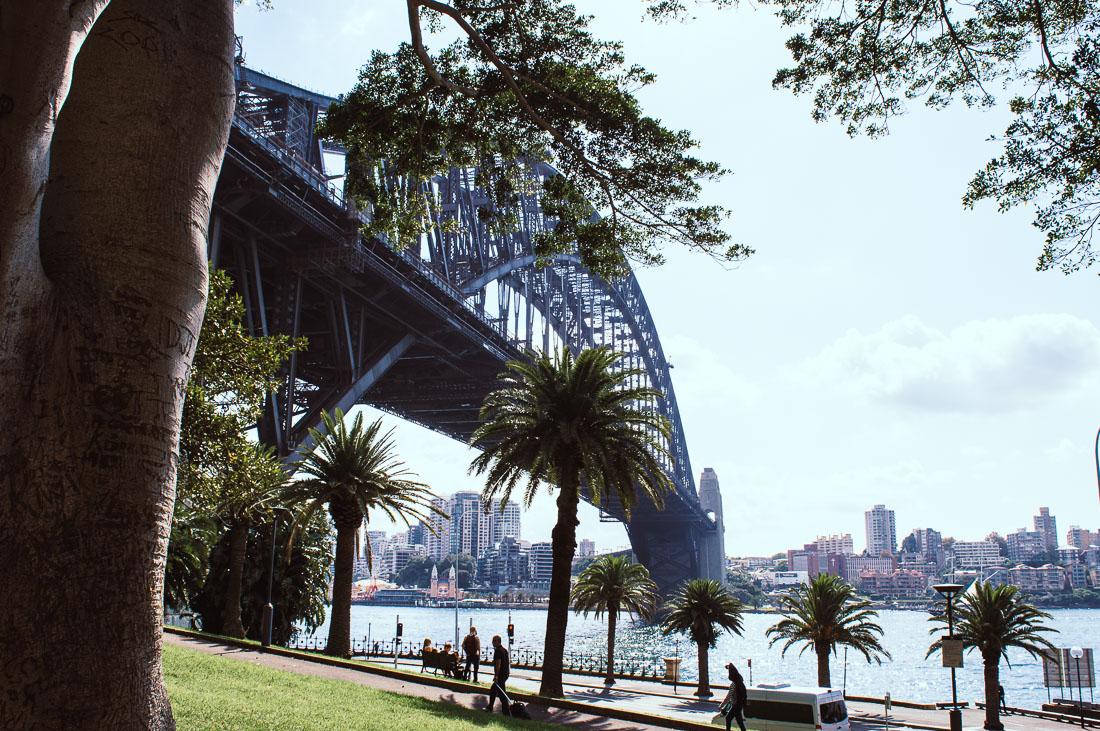 où voir le pont Harbour Bridge à Sydney
