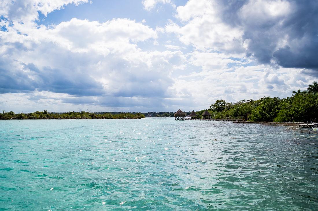 2 jours au bord de la lagune de bacalar
