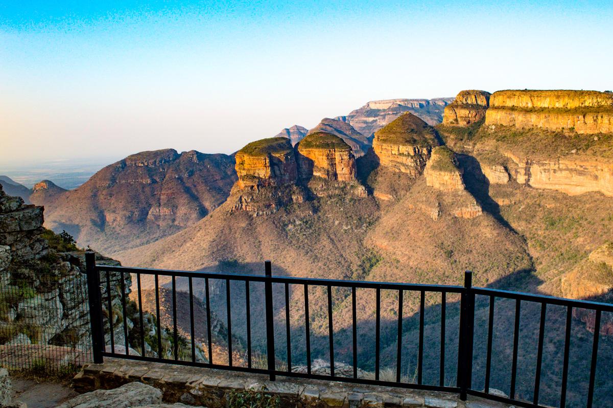 vue panoramique sur les three rondades