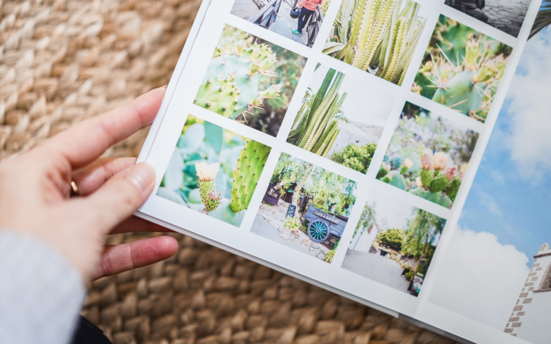 J'ai testé : le livre photo Saal Digital