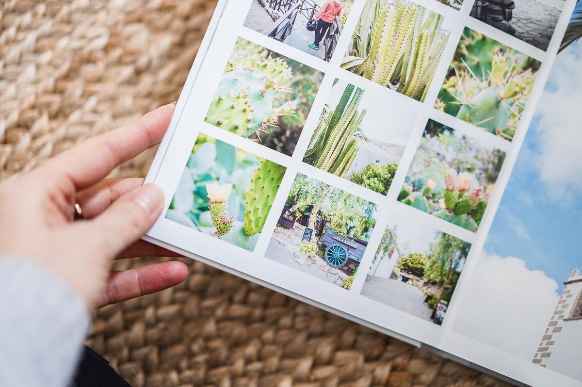 pages intérieures du livre Saal digital