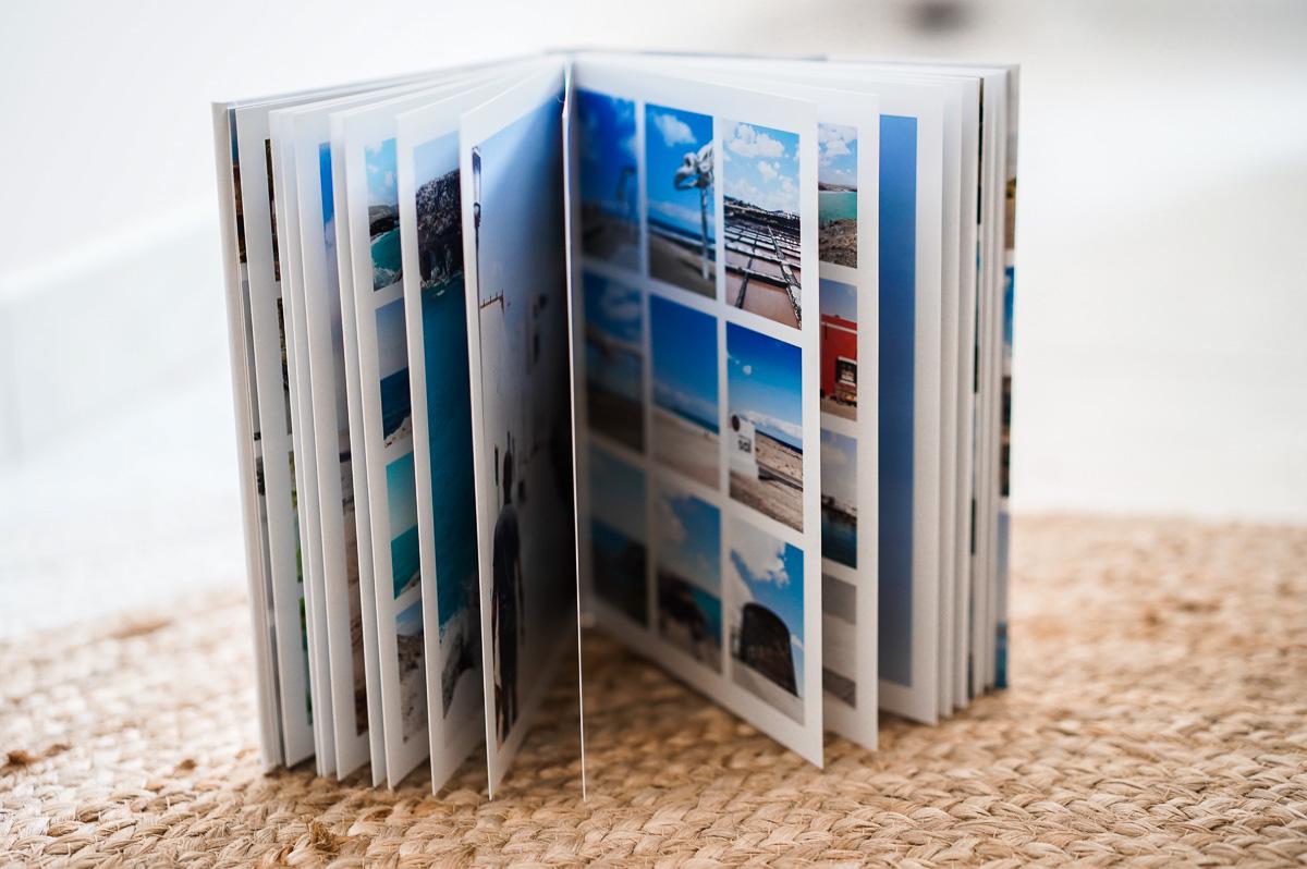 épaisseur du livre photo