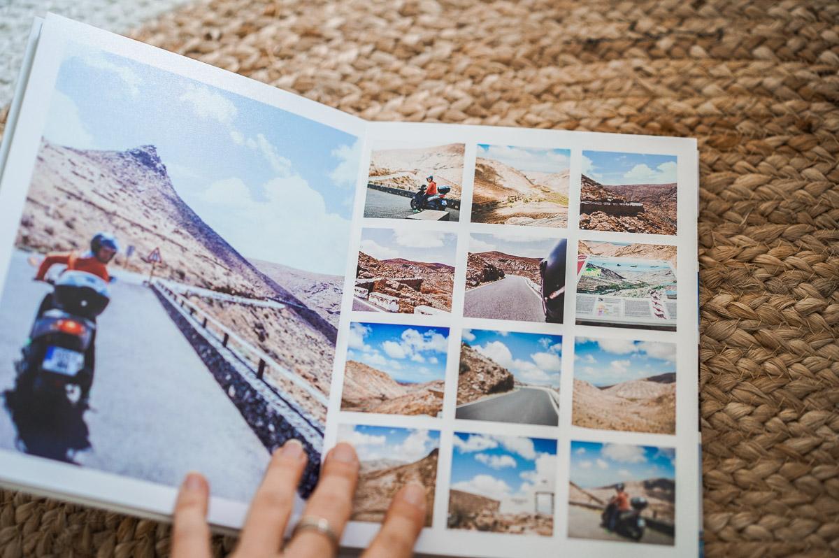 imprimer un livre photo de voyage