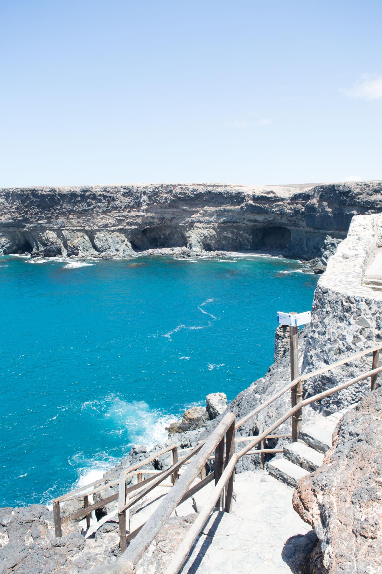 las cuevas de Ajuy à Fuerteventura