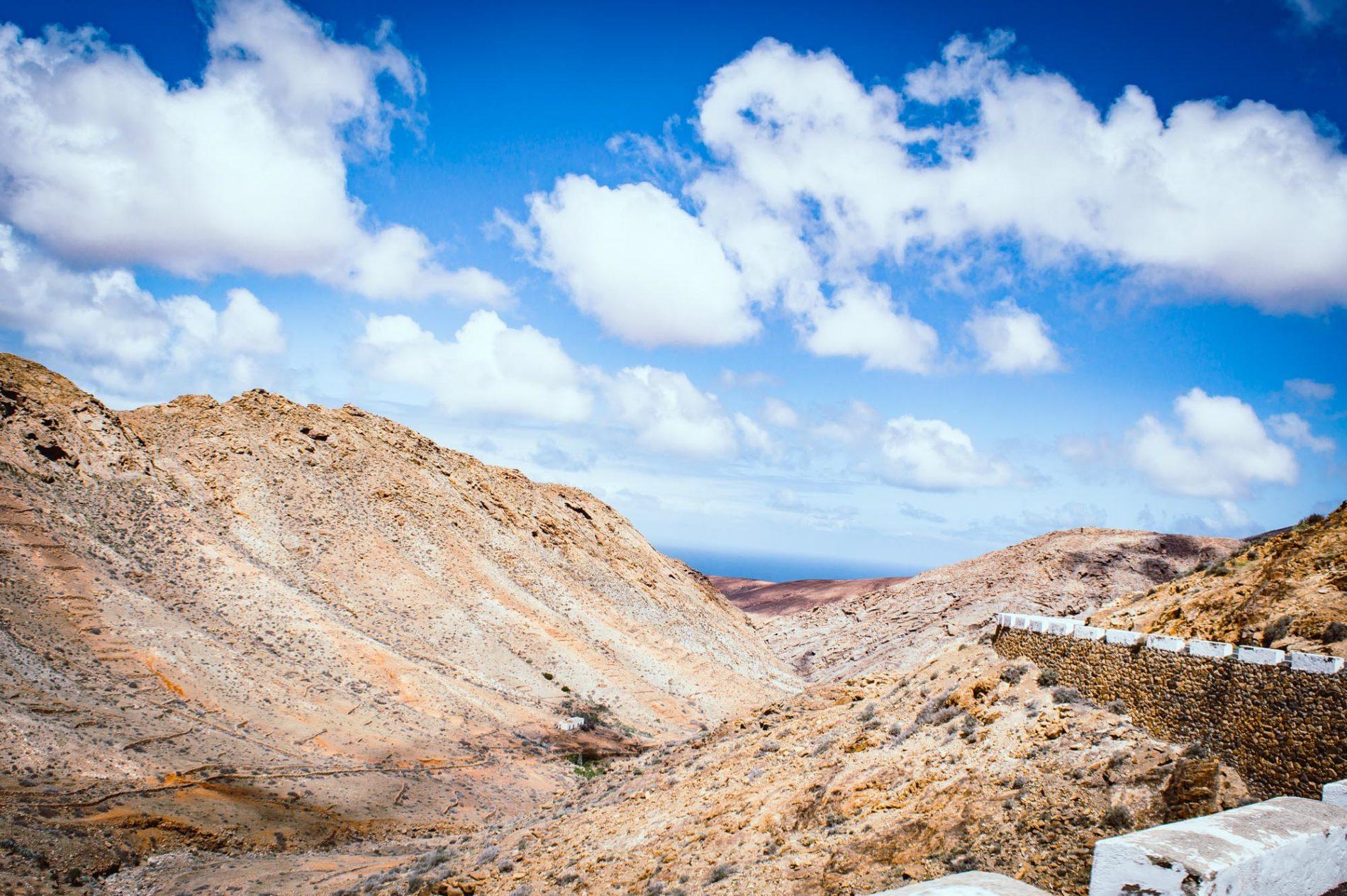 découvrir Fuerteventura en voiture