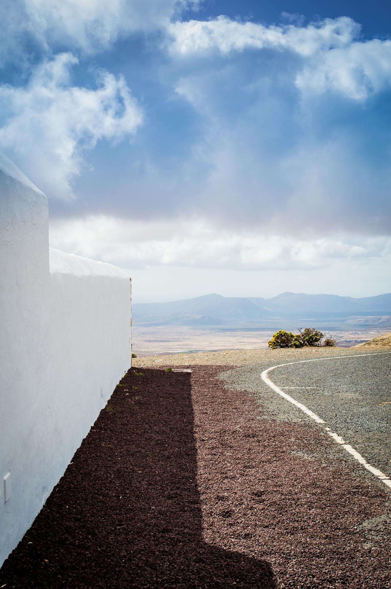 vue sur Fuerteventura