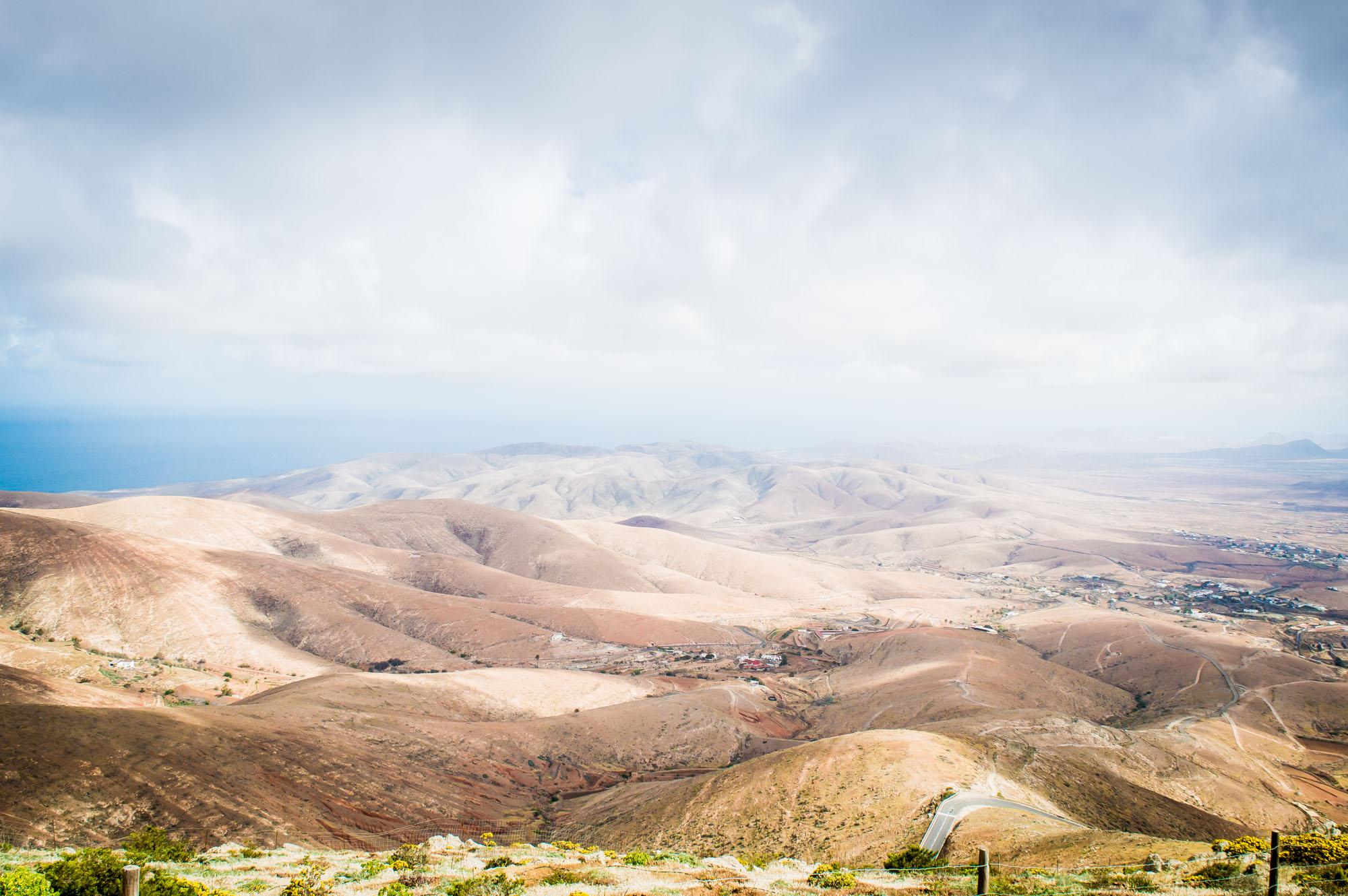 vue panoramique Morro Velosa