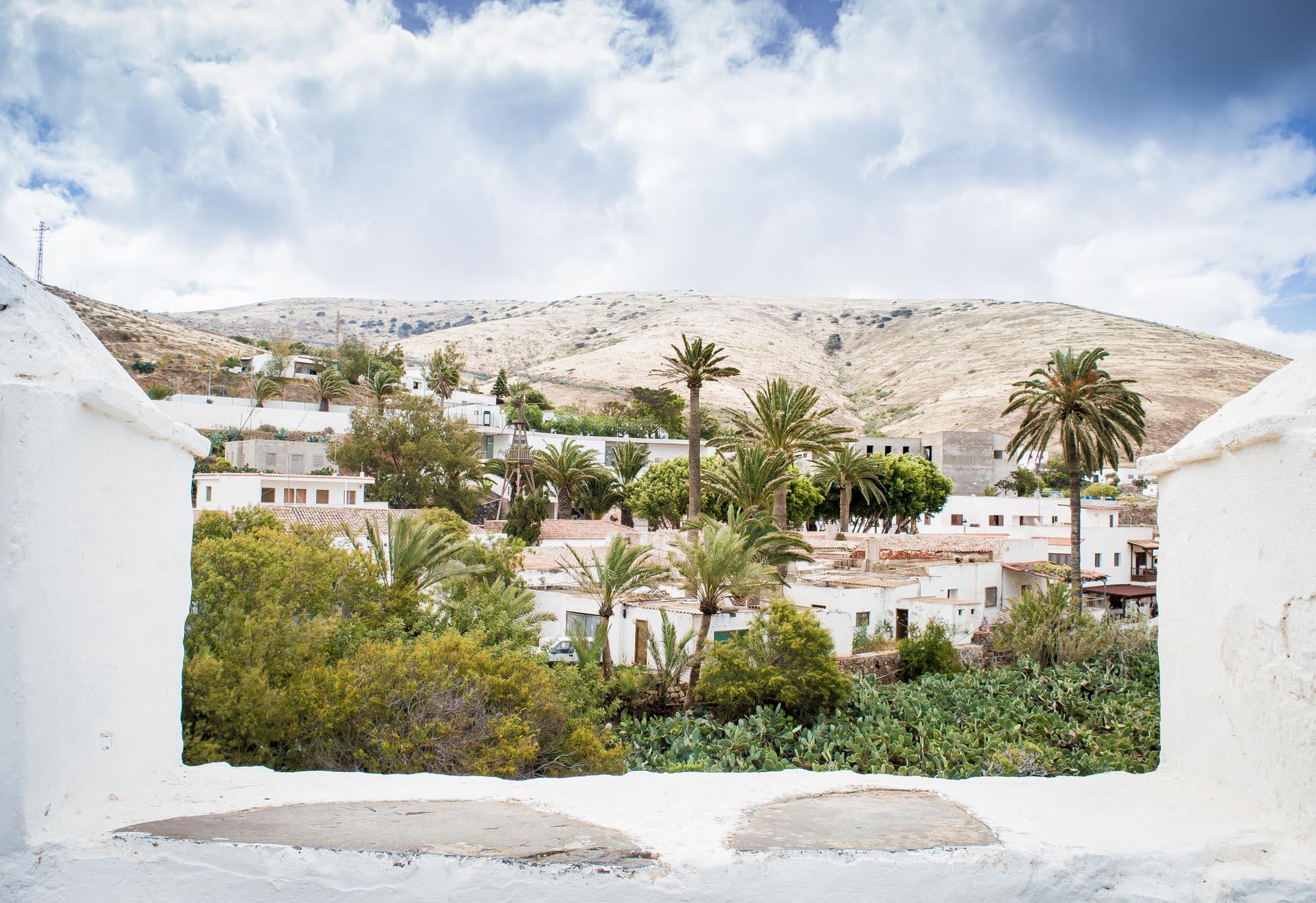 Betancuria village de fuerteventura