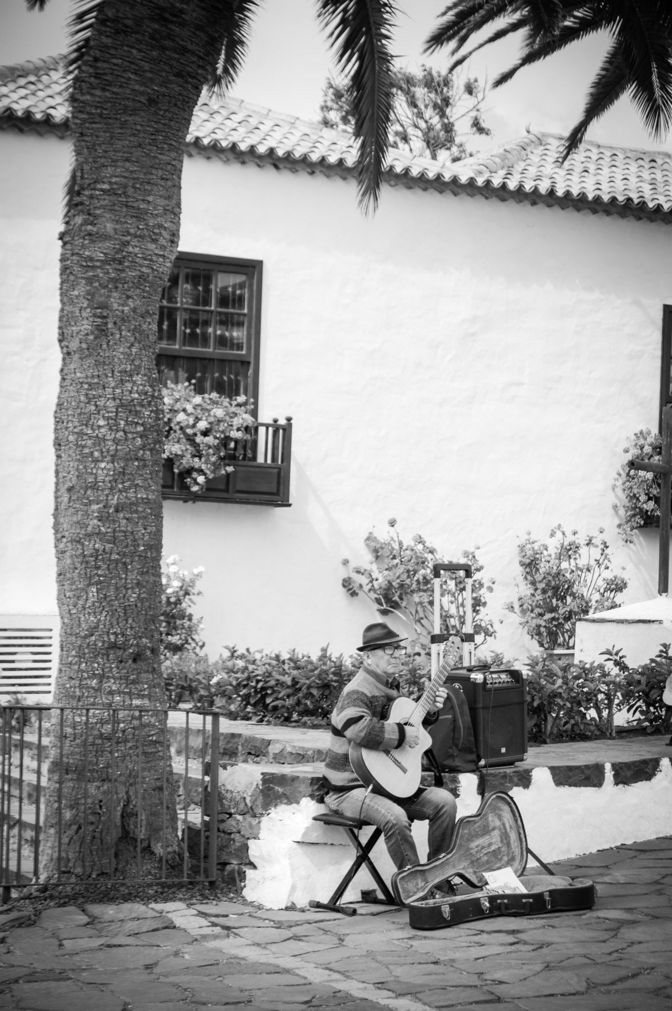 scène de rue à Fuerteventura
