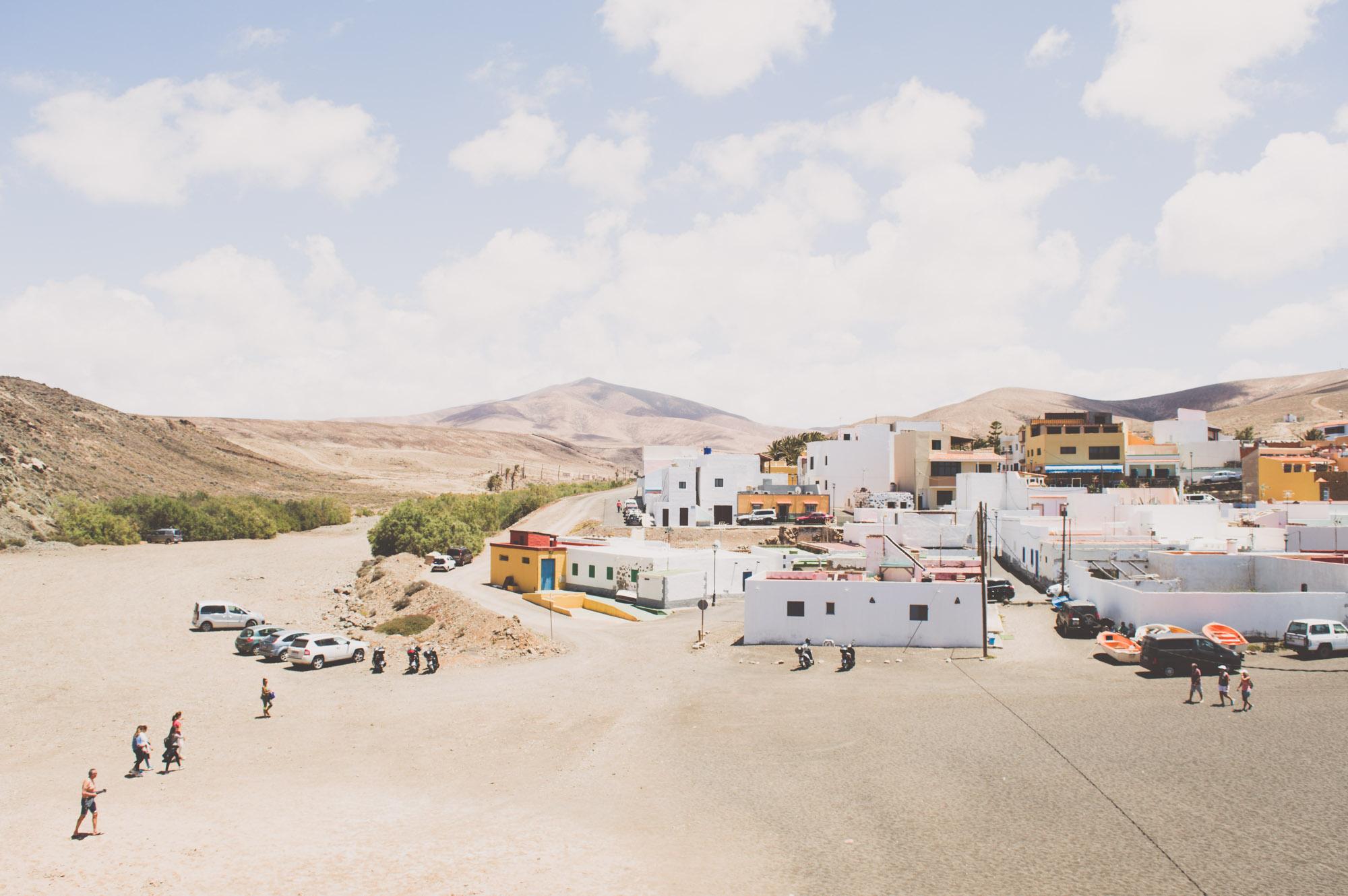 village d'Ajuy