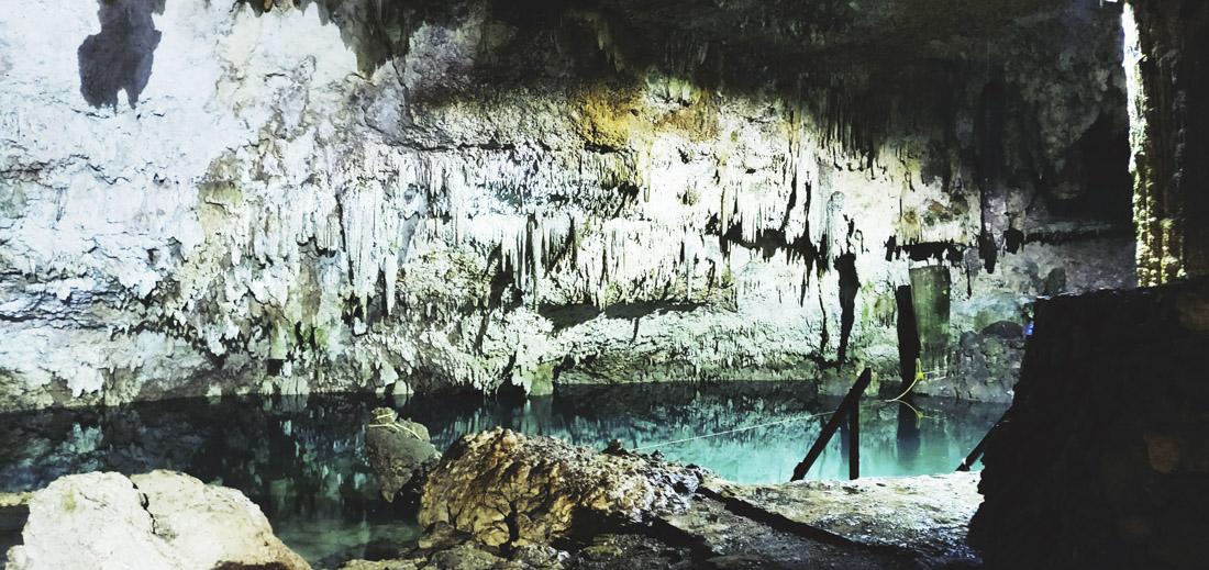 cénoté grotte Choo-ha