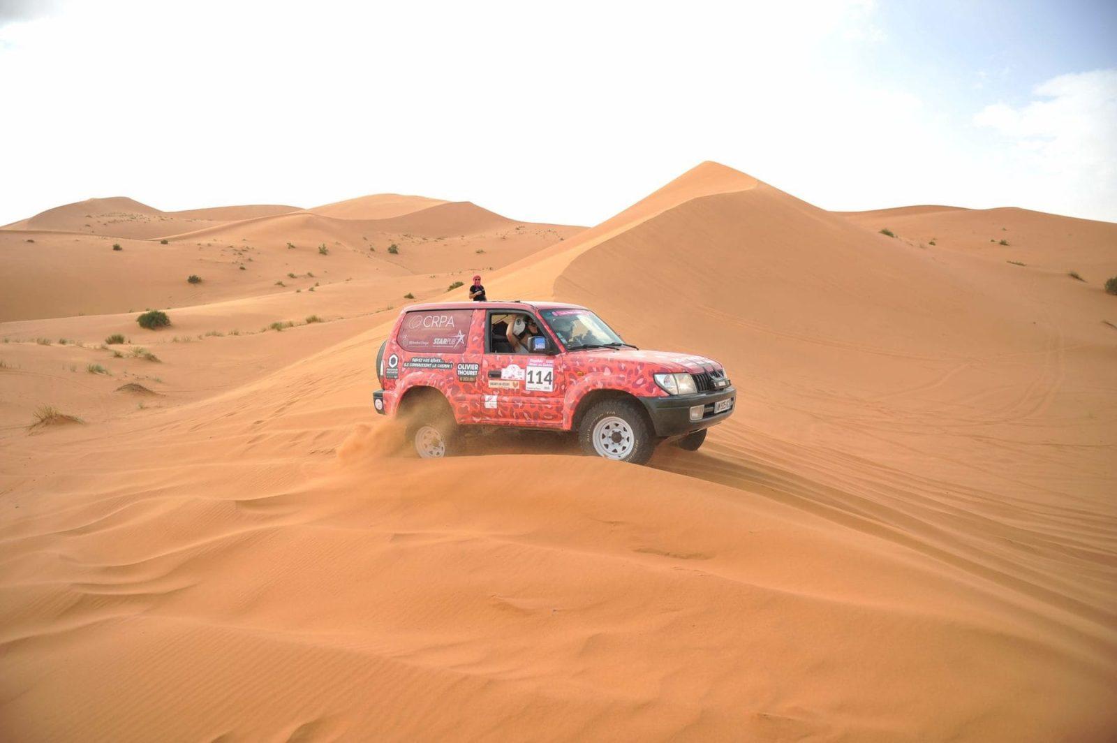 participer au trophée roses des sables