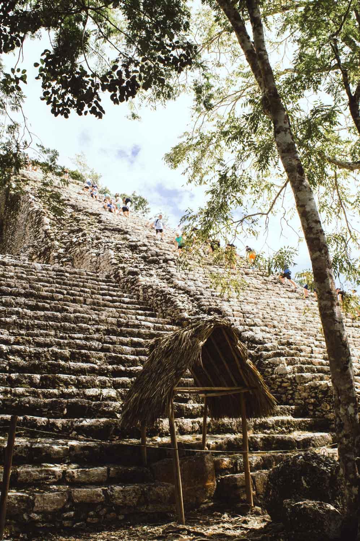 ruines mayas de coba